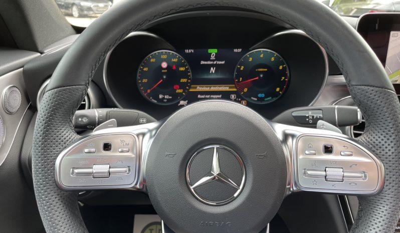 Mercedes C Coupé 200 AMG Line 4Matic 9G-Tronic complet