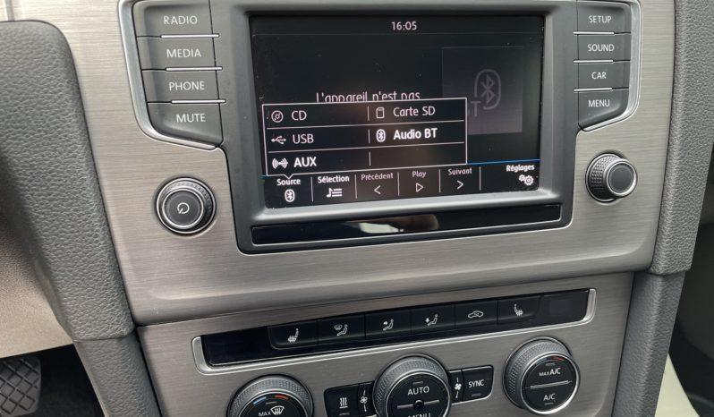 VW Golf VII 1.4 TSi Comfortline GPL-LPG complet