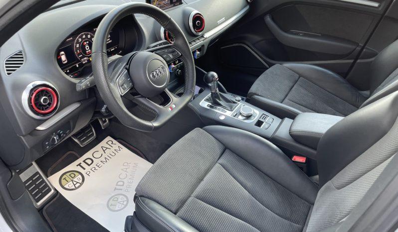 Audi S3 Sportback 2.0 TFSi Quattro S-Tronic complet