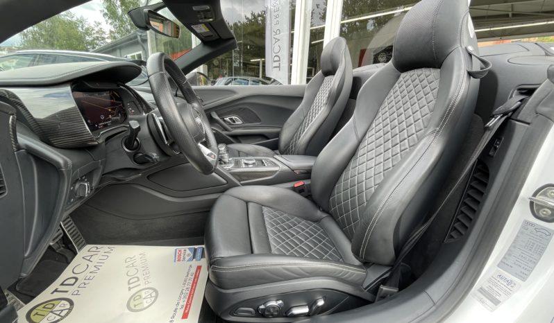 Audi R8 Spyder 5.2 FSi Plus Quattro S-Tronic complet