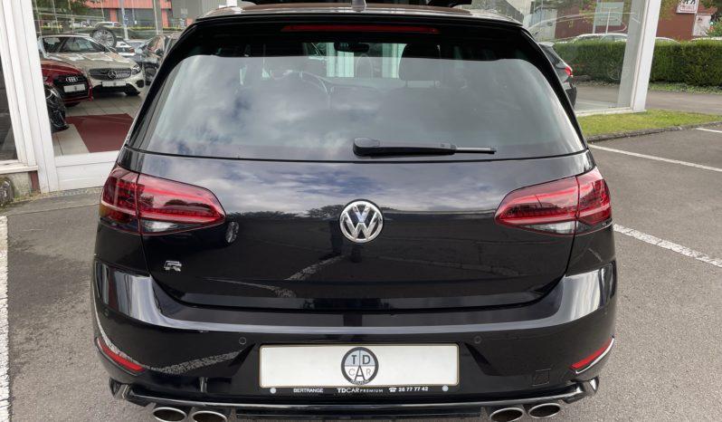VW Golf VII 2.0 R  Performance 4Motion DSG complet