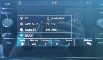 VW Golf VII 1.0 TSi 110 Join Bluemotion complet