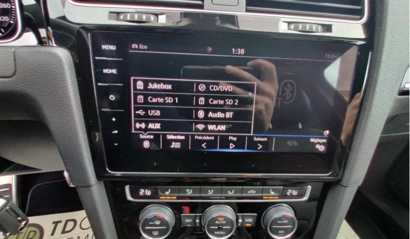 VW Golf VII 2.0 R 4Motion DSG complet